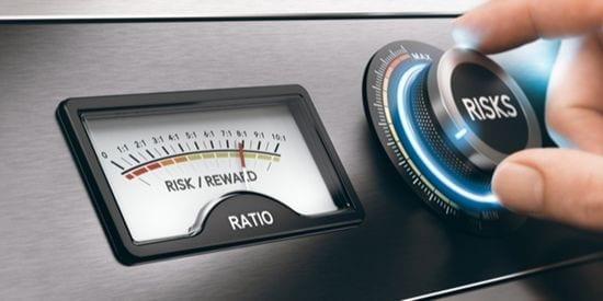 riesgo recompensa finanzas